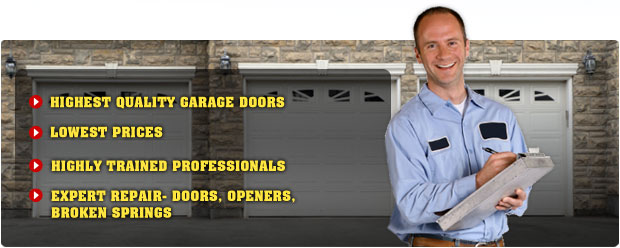 Tipton Garage Door Repair